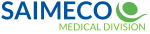 Logo Saimeco Medical division